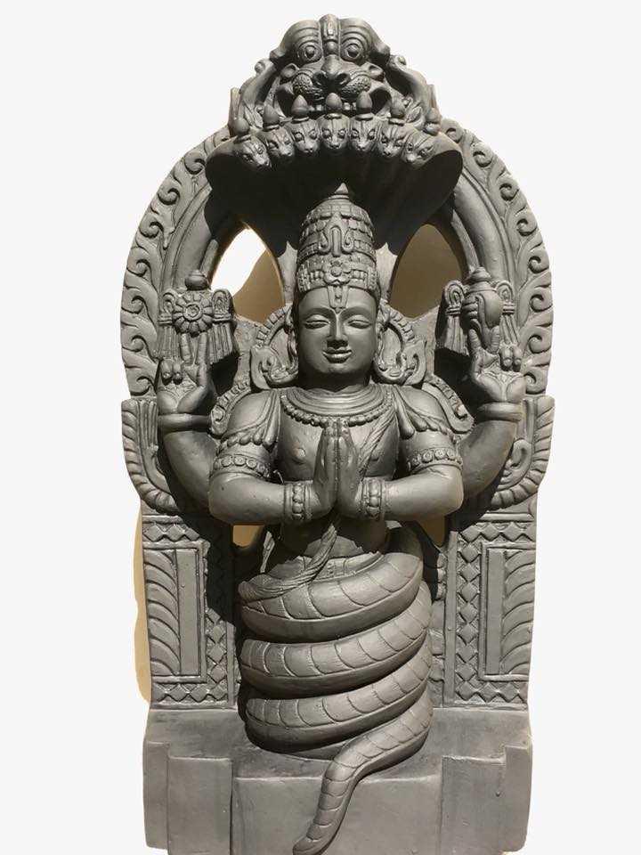 Patanjali is de grondlegger van de yoga-sutra's