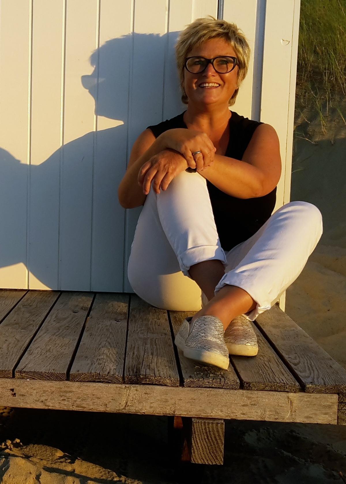 Peggy de keyser, geeft kleuter- en kinderyoga in Yogastudio Bornem
